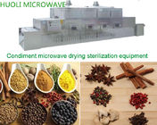 30KW Microwave Drying Equipment , Chili Spice Microwave Dryer
